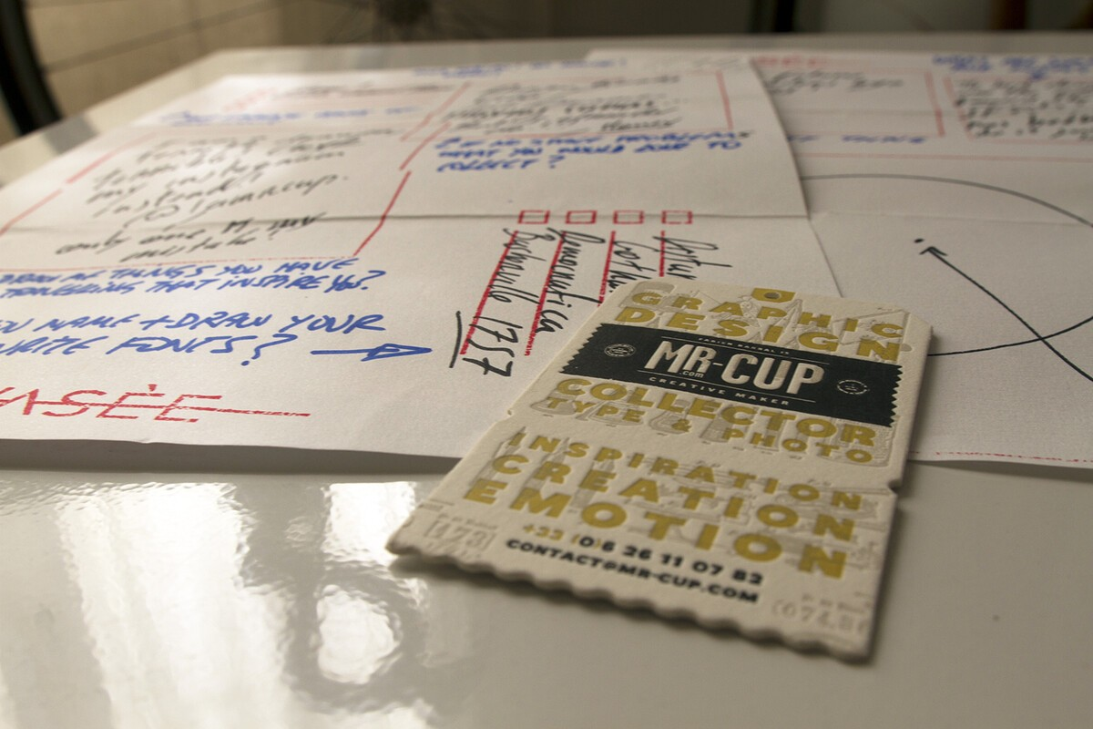 Mr. Cup | Letterview.
