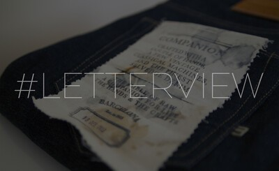 Companion Denim | Letterview.